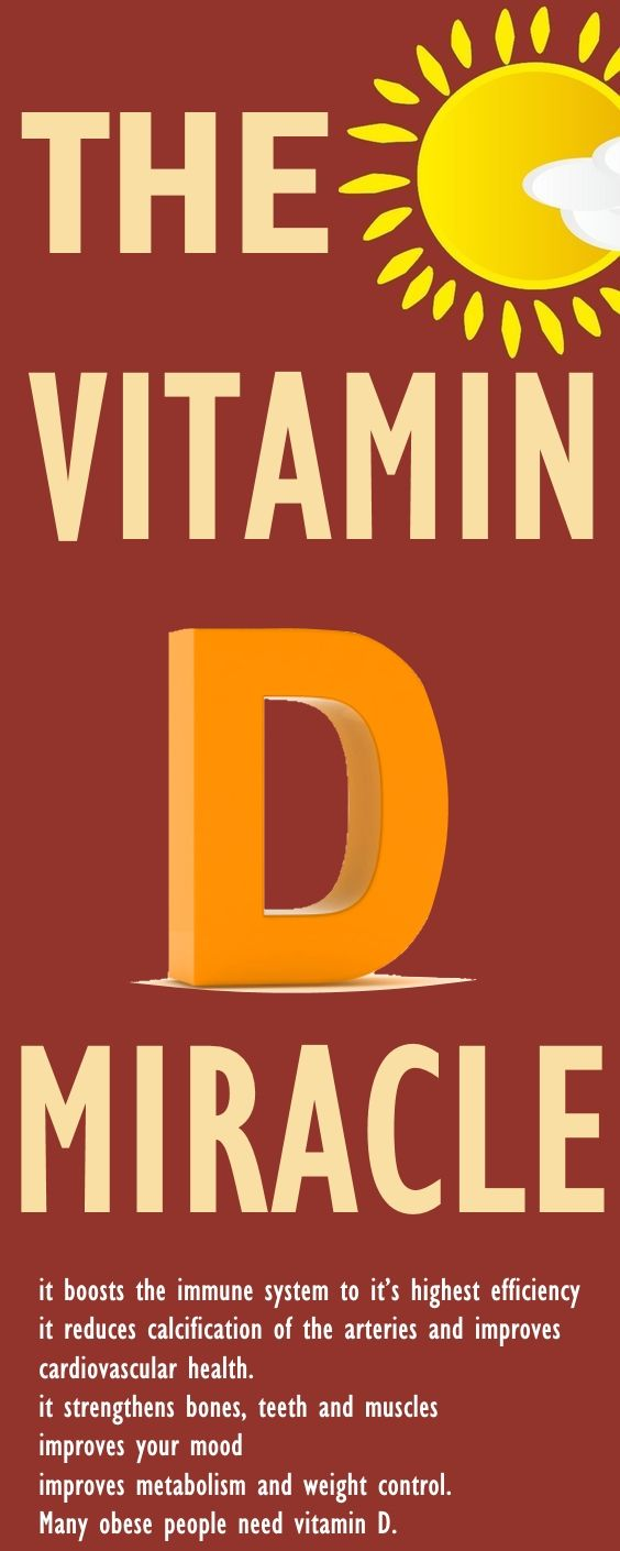 The Vitamin D Miracle