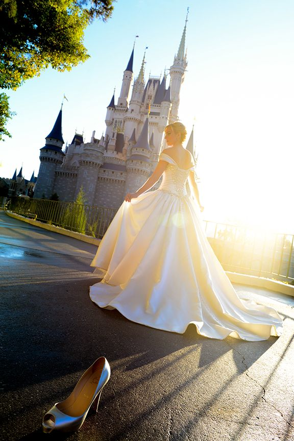 Start your happily ever after today with Disney's Fairy Tale Weddings & Honeymoons