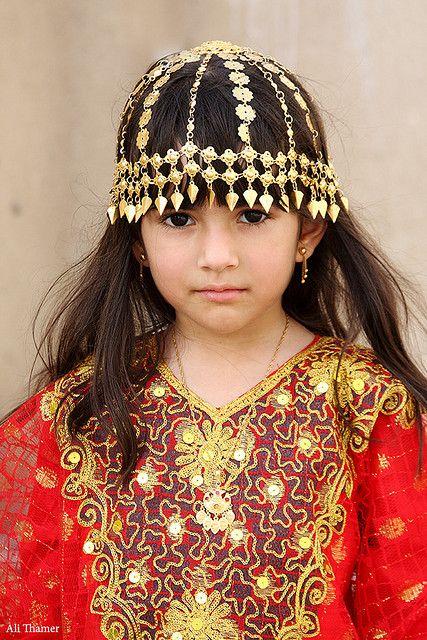 Faces of Saudi Arabia - Gold by Ali Thamer, via Flickr