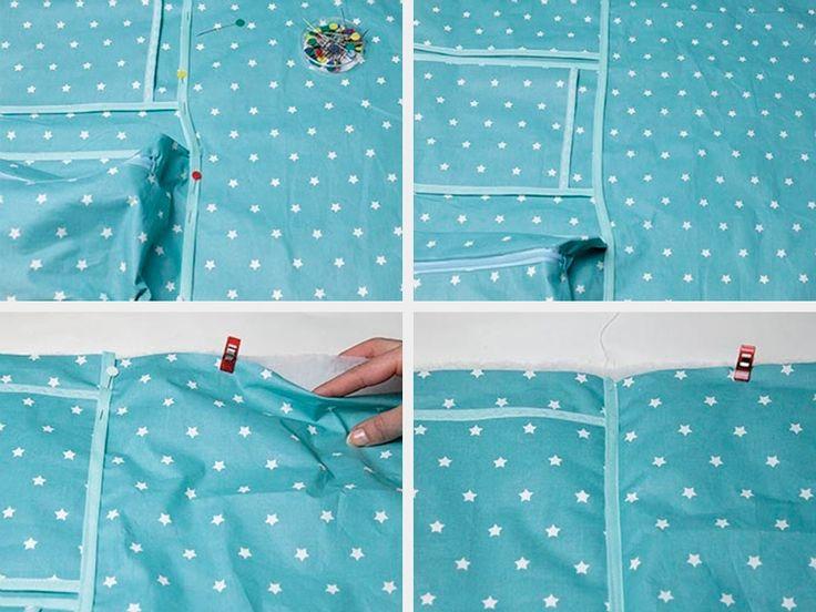 diy anleitung wickeltasche mit drei f chern n hen via kochen und backen. Black Bedroom Furniture Sets. Home Design Ideas