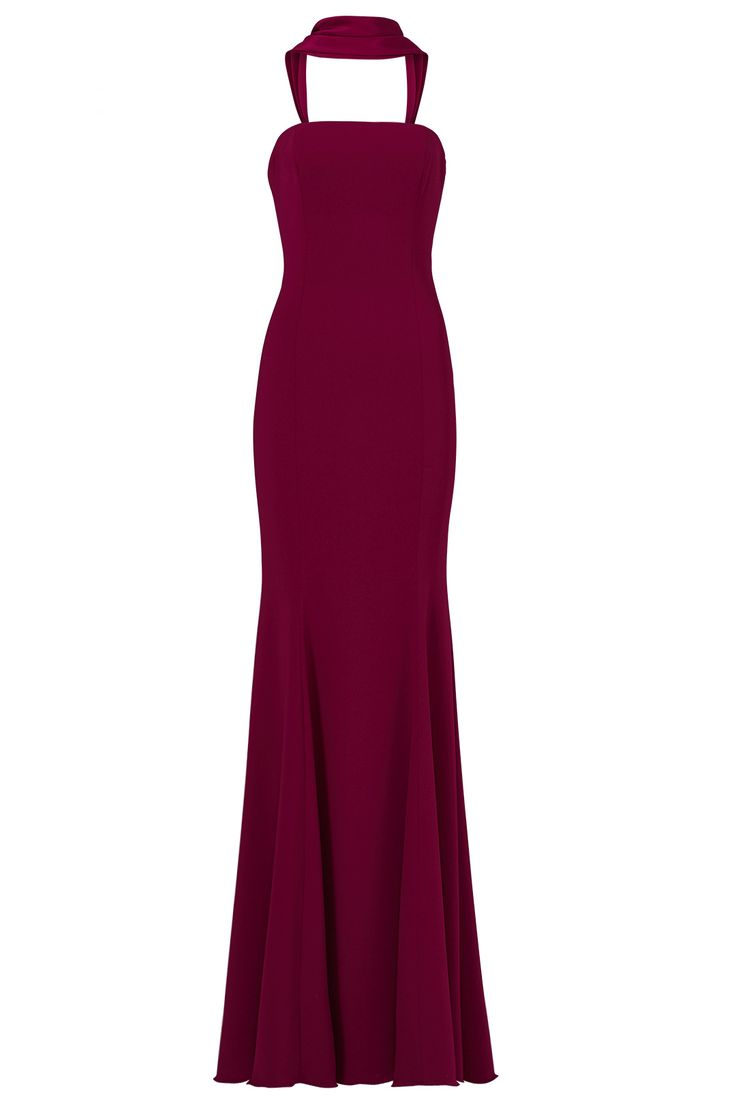 Rent Plum Brooklyn Gown  by Jay Godfrey for $70 - $90 only at Rent the Runway.