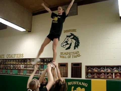 Cheer: Turning hitch to Lib