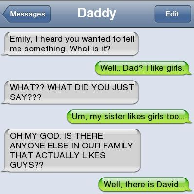 Epic text - Daddy - http://jokideo.com/epic-text-daddy/