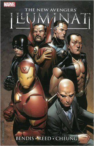 Amazon.com: New Avengers: Illuminati (0000785124373): Brian Michael Bendis, Brian Reed, Jim Cheung: Books