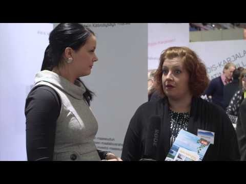 Luolaseikkailemaan Kolille - Matka 2013 video. www.caravanuutiset.com