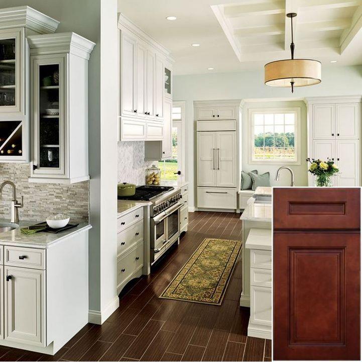 Painting Oak Cabinets Gray: Painting Oak Cabinets Light Gray