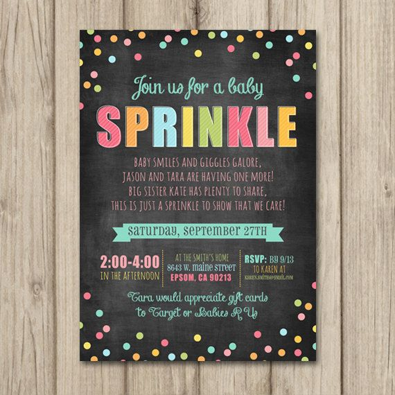 Hey, I found this really awesome Etsy listing at https://www.etsy.com/listing/228073759/baby-sprinkle-invitation-gender-neutral