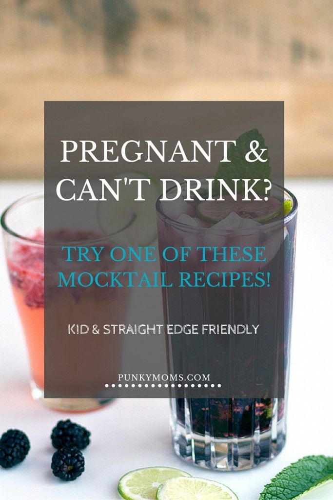 Mocktail Recipes To Try If You Are Pregnant & Can't Drink