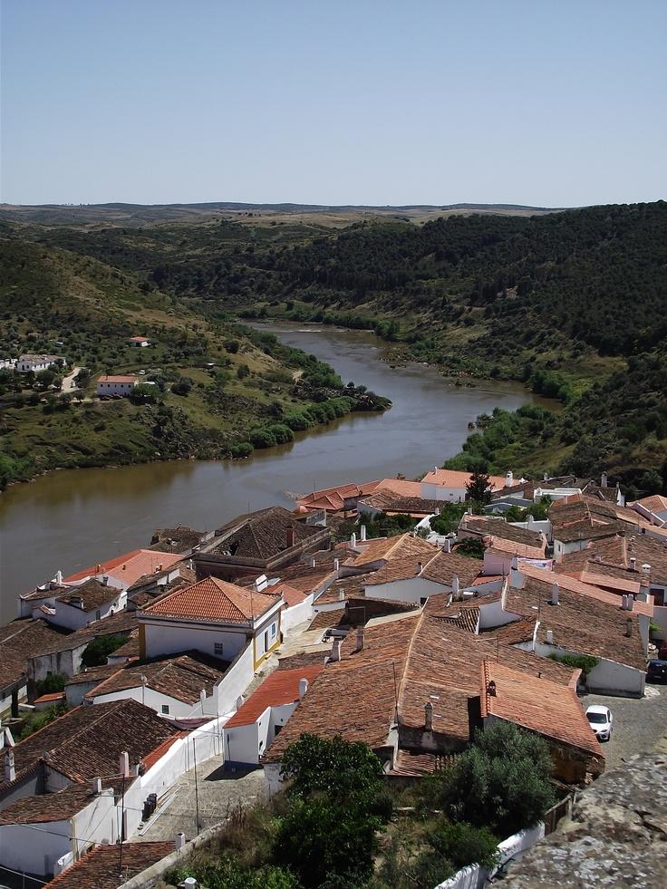 Mértola, Alentejo, Portugal