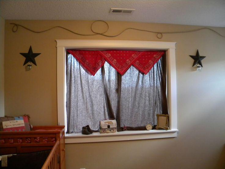 17 Best Ideas About Bandana Curtains On Pinterest Towel