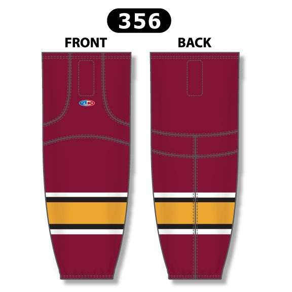Athletic Knit HS2100 Chicago Wolves Air Knit Hockey Socks