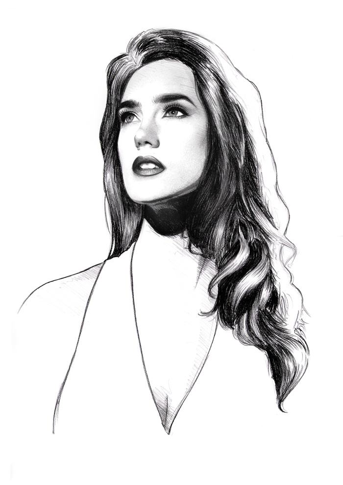 Jennifer Connelly By Renato Cunha