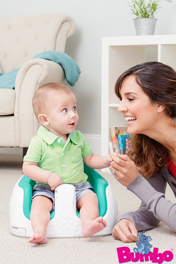 Love the new range of Bumbo products, especially this Multi-Seat. Height adjustable and includes safety straps to use with a dining chair and includes its own tray for your little one to eat off. Perfect way to bring the family together around the dining table and easier to travel around with than a highchair.