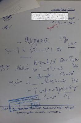 روشتات وصفات طبية روشتة لعلاج الــ التهاب الحلق من مستشفى عرفة التخص Math Pharmacy Blog Posts