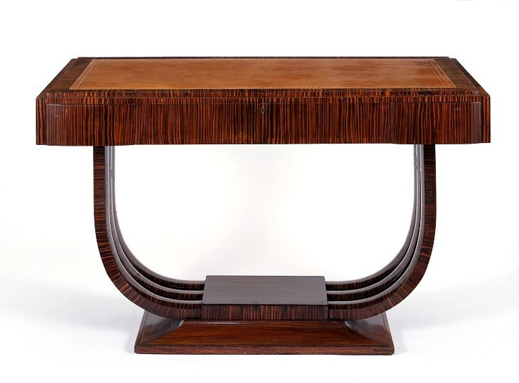 Writing Table | Emile Jacques Ruhlmann / c. 1925 | V and A Museum