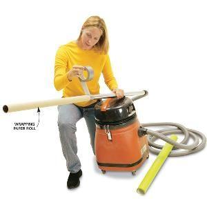 how to make a vacuum tube