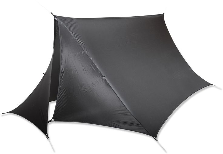 Part rain tarp, part luxurious waterproof fortress—the ENO HouseFly rain tarp. #REIGifts
