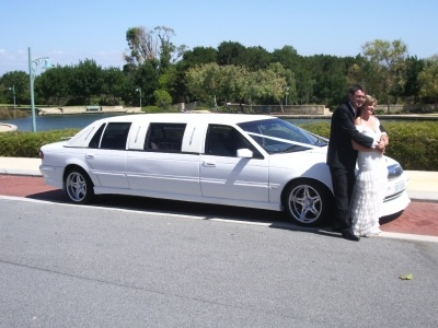 Ford Fairlane Limousine at John McClusker Park. Perth wedding car from Absolutely Fabulous Wedding Cars... see more at http://abfabweddingcars.mirrabooka.weddingcircle.com.au