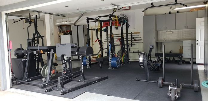 Willie s stellar garage gym crypted molesting chambers