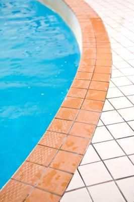 How To Remove Mineral Deposits From Pool Tile Pool Tiles Pools And Tile
