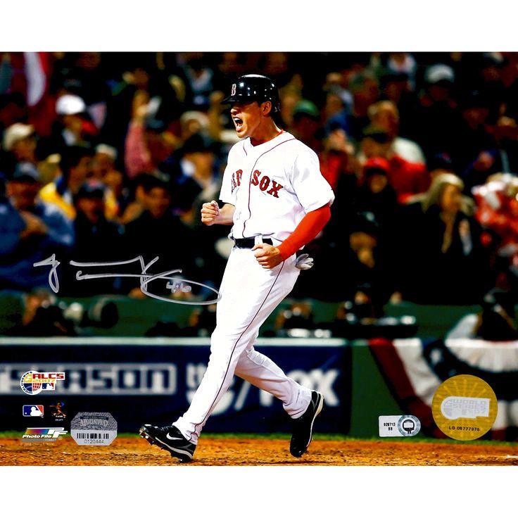 Jacoby Ellsbury Boston Red Sox Fanatics Authentic Autographed 8'' x 10'' Fist Pump Photograph - $143.99