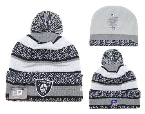 Now you can look like the Oakland Raiders players on game day with this NFL Sideline beanie . . This is an absolute must-have for any Football fan's head wear collection. 100% wool machine washable