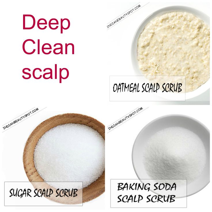 Deep Cleansing with 3 DIY natural Scalp scrubs                              …