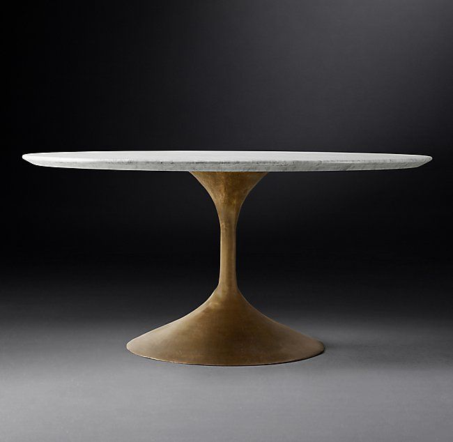Aero Marble Round Dining Table Round Marble Dining Table Dining