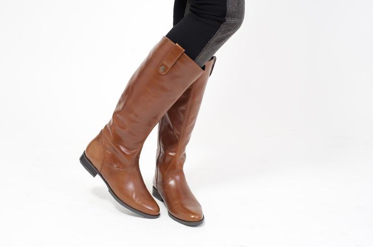 Leggings - BCBG;  Boots - Aldo