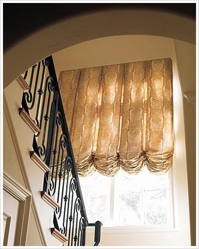 Home Ideas, Window Dressings