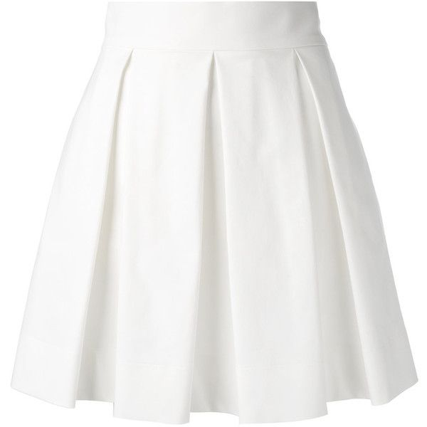 25  best ideas about White skirts on Pinterest | Spring skirts ...