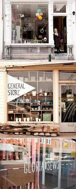 general store by Opening the Book, via Flickr