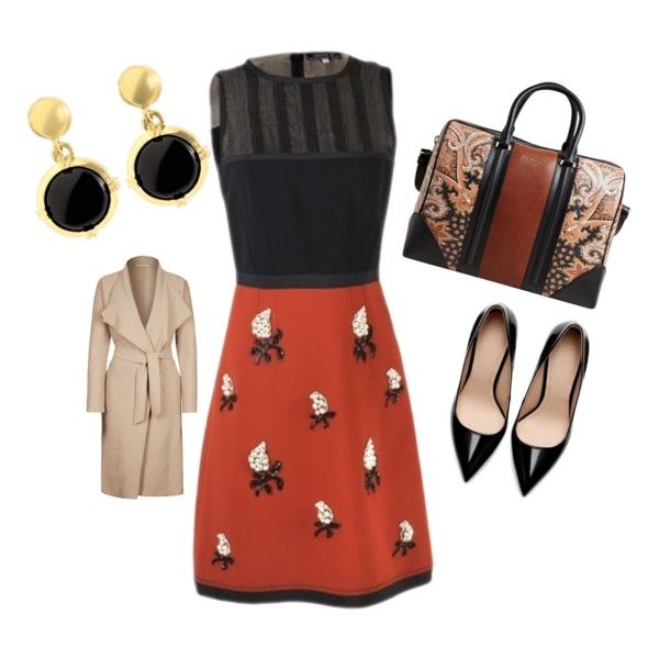"""Pumpkin Spice"" by ivychic on Polyvore"