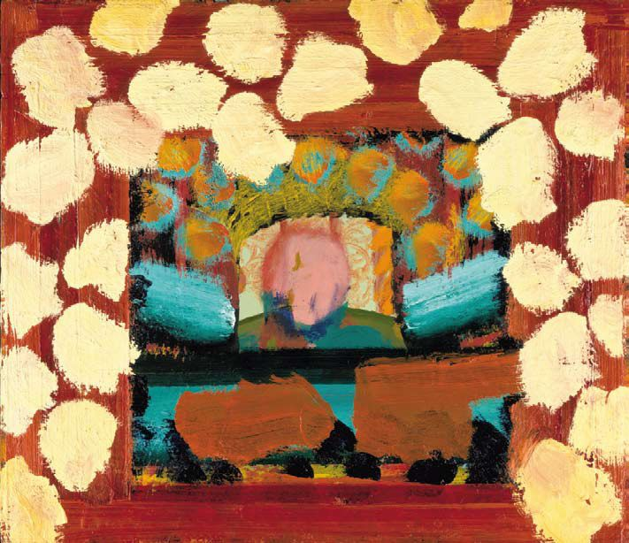 Howard Hodgkin - Paul Levy (1976-80)