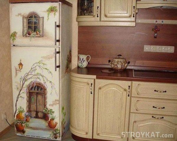 кухонная мебель размеры: Кухня в стиле прованс 21 фото интерьере ...