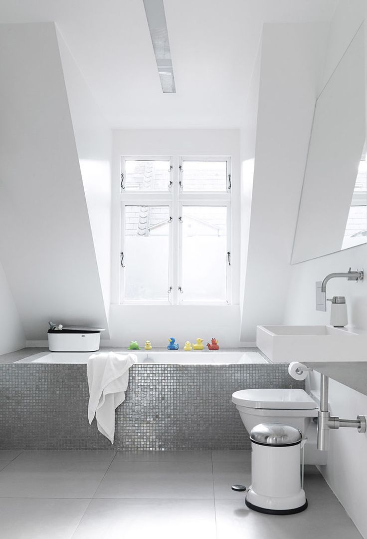 dwell bathroom ideas monochromatic bathroom in copenhagen townhouse bathrooms dwellbathrooms simplebathroom ideas