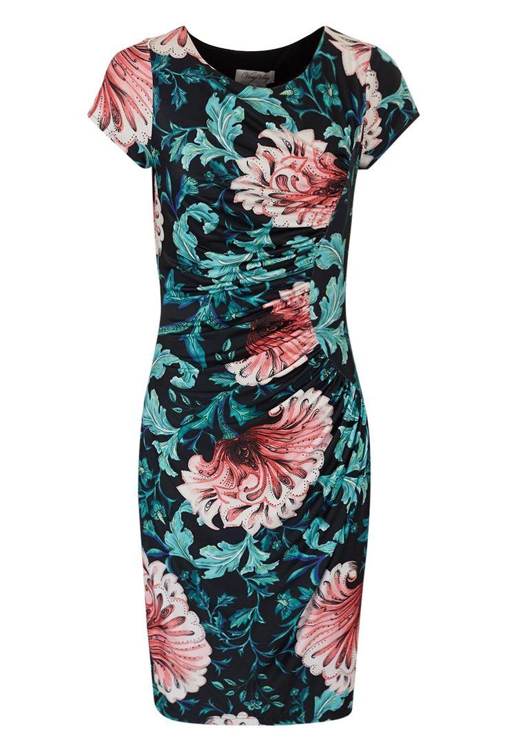 Very Very - Dali Drape Front Dress
