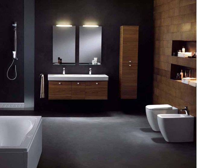 The 11 best Bagni images on Pinterest | Modern bathroom, Aperture ...