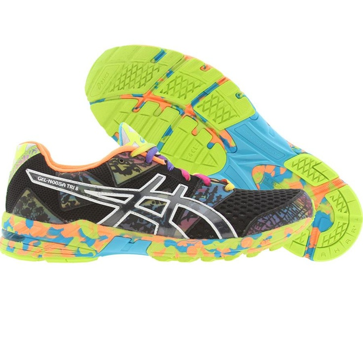 For triathlons or cross training, the ASICS Men's GEL-Noosa Tri 8 Shoe  offers quick, stable transitions.