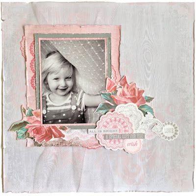 Kaisercraft Silver Bells - ink. paper. cloth. life.: Paper Flourish Kit Club - Sept 2015