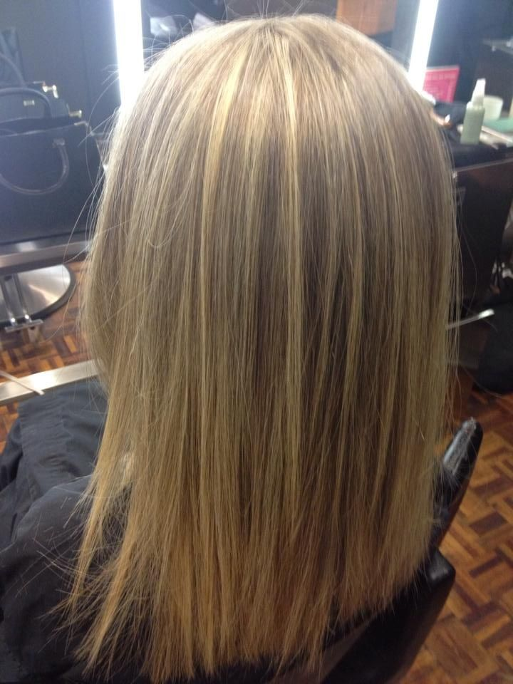 Highlights, blond