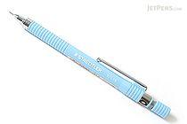 JetPens.com - Staedtler 925-65 Color Series Drafting Pencil - 0.5 mm - Sky Blue Body