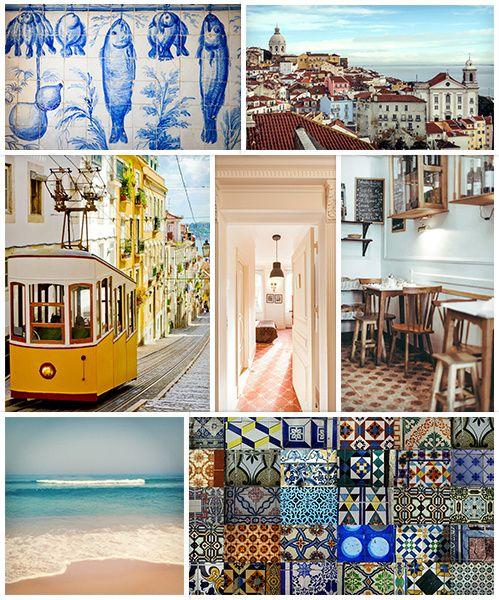 Guide des meilleures adresses à Lisbonne hôtels restaurants bars http://www.vogue.fr/voyages/adresses/diaporama/guide-des-meilleures-adresses-lisbonne-htels-restaurants-bars/22254
