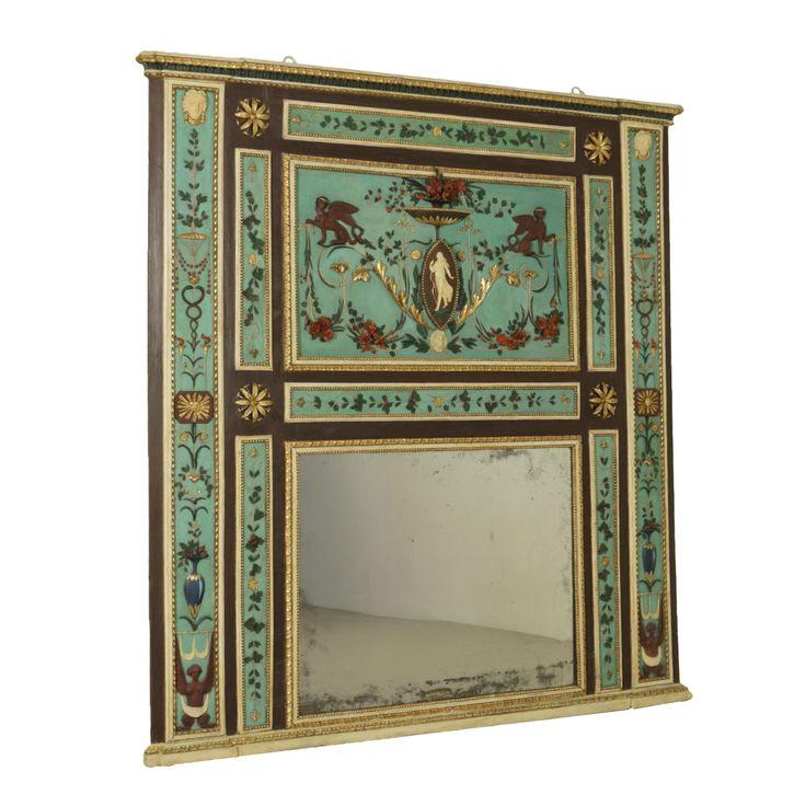 33 best louis xvi images on pinterest antique furniture french furniture and dressers - Specchio al mercurio ...