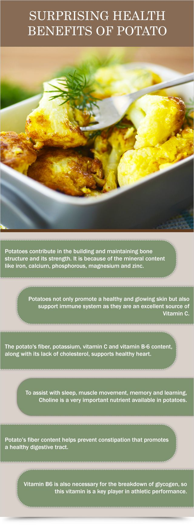 Surprising Health Benefits Of Potato : Health Products For You