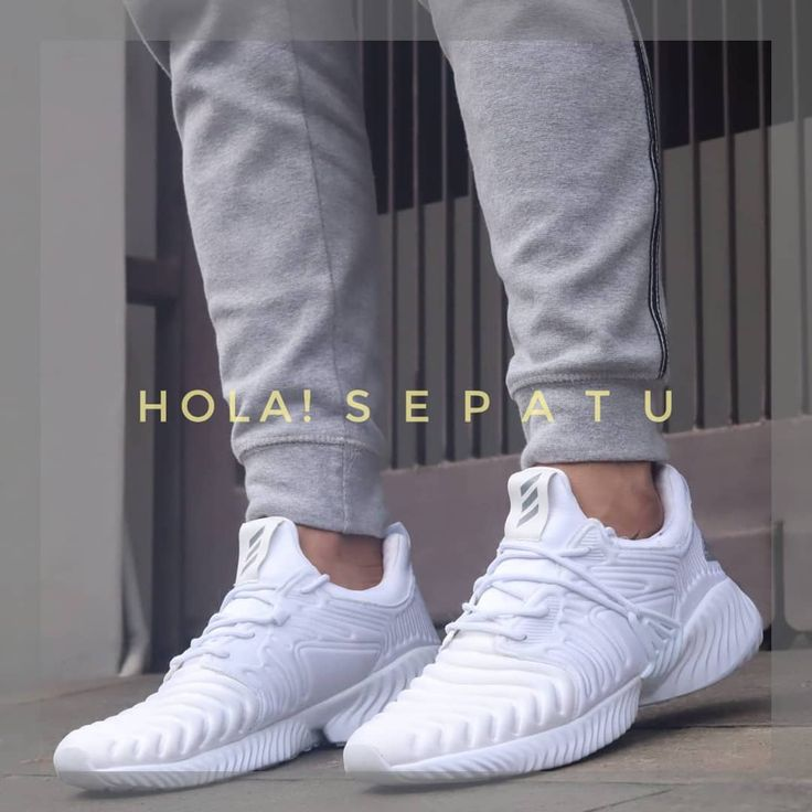 Adidas Alphabounce Instintct Rp 270 000 Size 39 44
