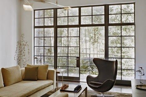 Las principal ventaja de las ventanas de hierro es que dan mas seguridad ya que el hierro es un material mas resistente que el aluminio o ...