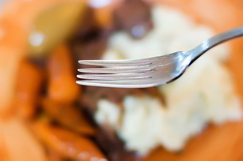 Note: Today, since I'm making pot roast on my Food Network show, I'm bringing this, one of my very early cooking posts on The...
