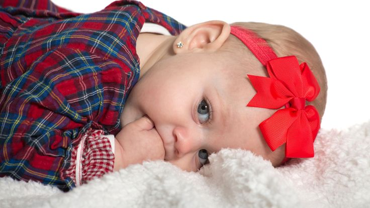 Is it OK to get your baby's ears pierced?