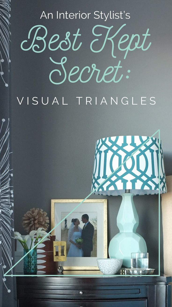 Home Styling 101   Visual Triangles  A Stylist s Best Kept Secret. Top 25  best Home decor accessories ideas on Pinterest   Home